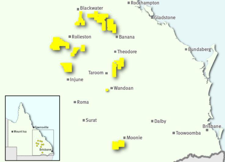 Queensland unlocks new gas exploration acreage