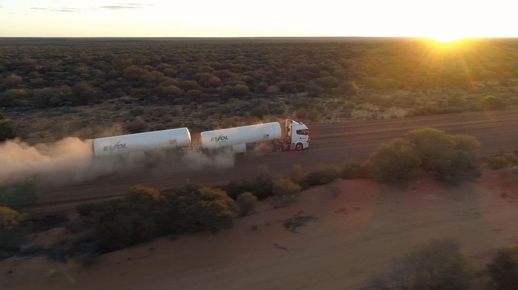 Evol LNG to power Western Australia gold mine