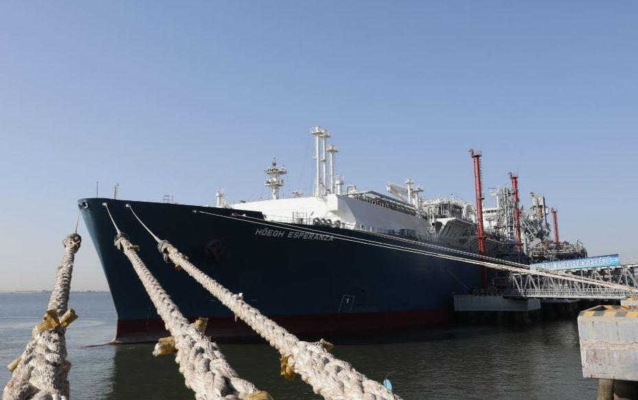 China's 2020 LNG imports hit record 67.13 million tonnes