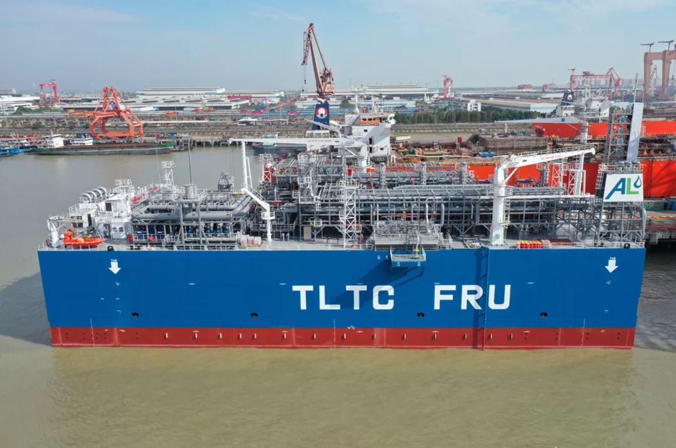 Reganosa scores contract for Ghana's Tema LNG terminal