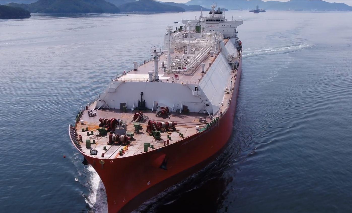 Second LNG carrier joins Celsius fleet