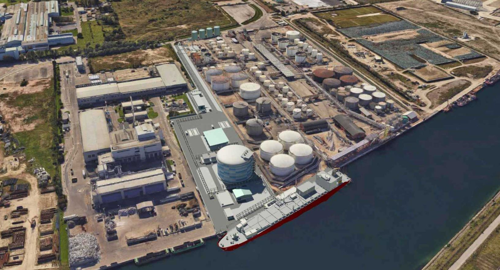 Venice LNG gets approval to build Italian small-scale terminal