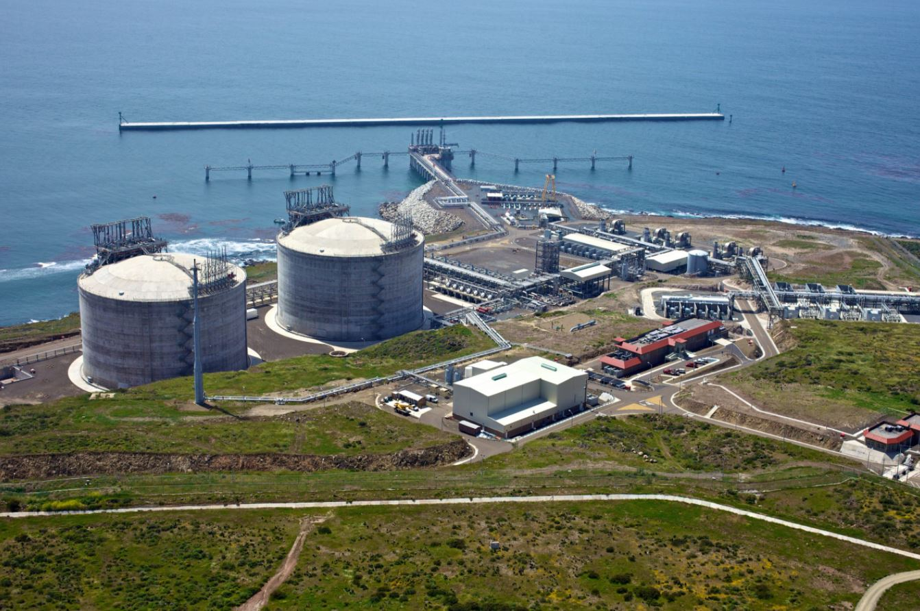 Air Products to provide tech for Sempra's Mexico LNG plant2