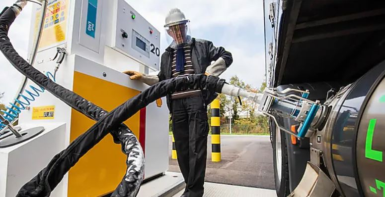 China's LNG-powered road transport sector shows huge growth