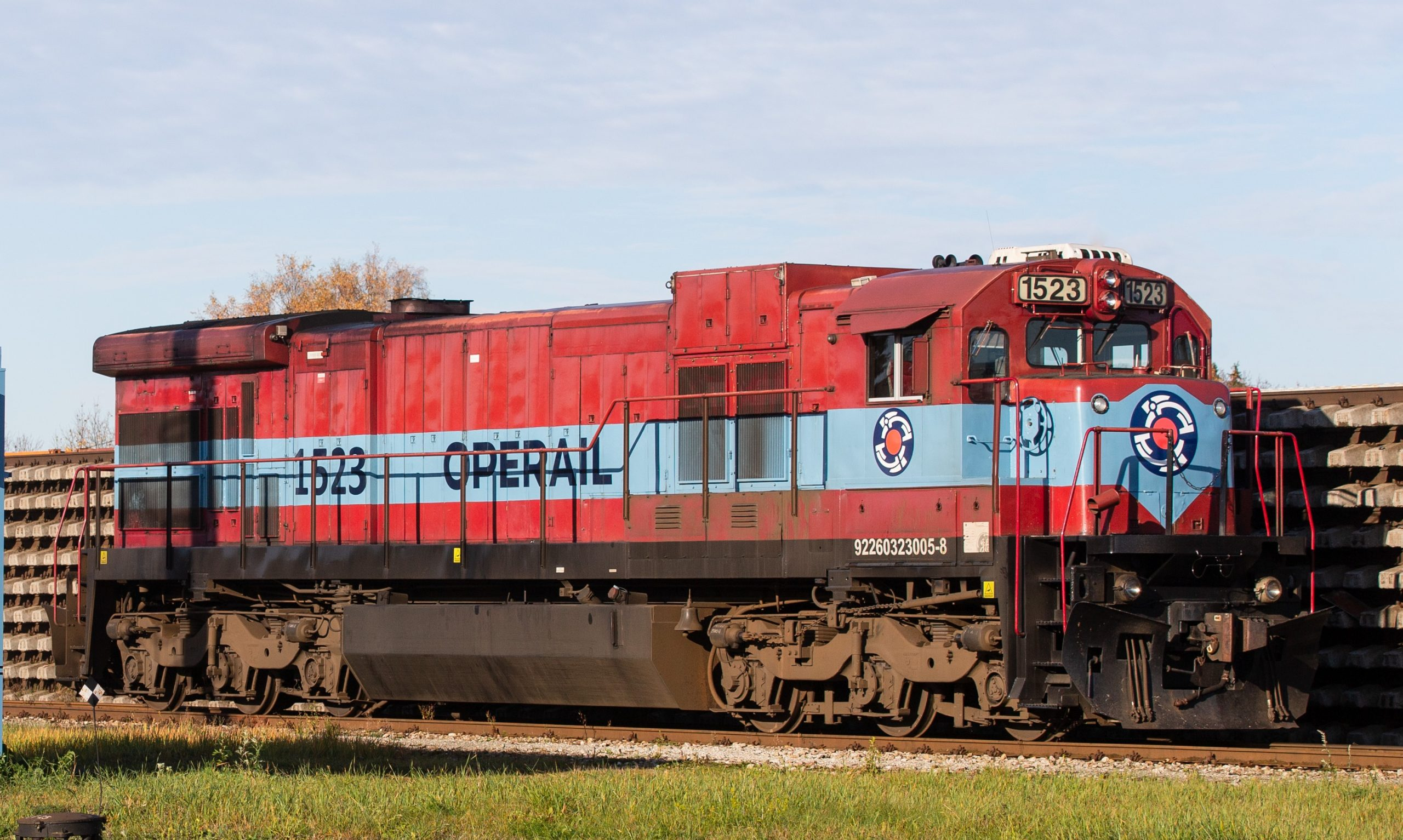 Estonia's Operail to put its first LNG locomotive into use this year