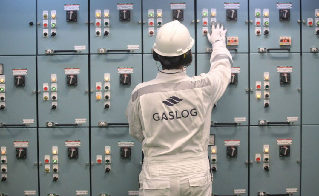 GasLog charters steam LNG carrier to Cheniere