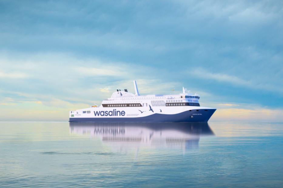 Gasum to supply LNG to Wasaline ferry, Wartsila tech hub