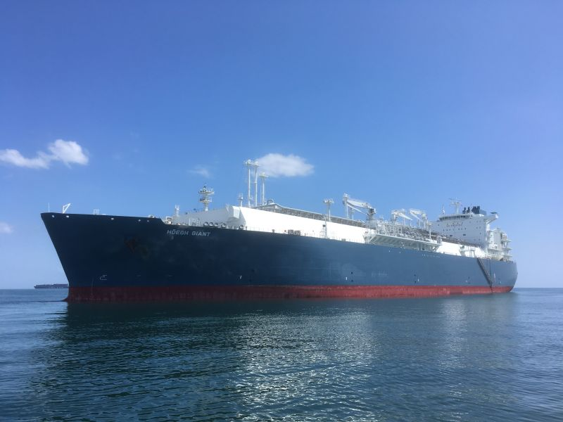 Hoegh to send FSRU to Keppel for modifications prior to India work