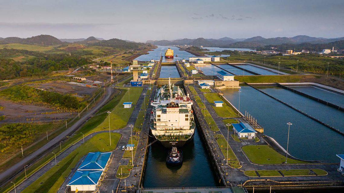 Panama Canal hits new LNG record