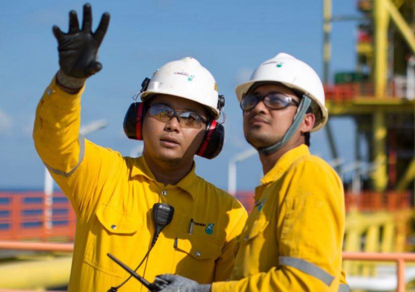 Petronas, PTTEP hit gas off Malaysia