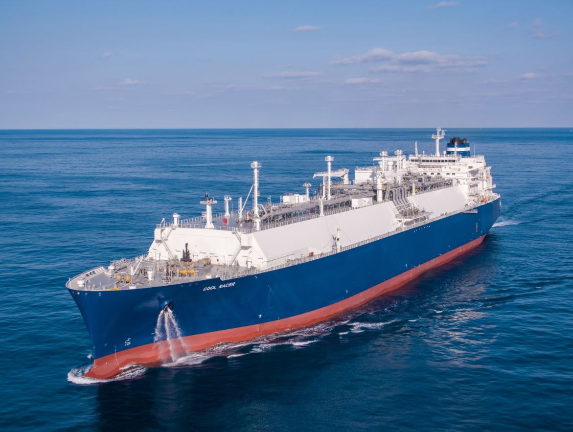 Thenemaris welcomes fifth LNG carrier in its fleet