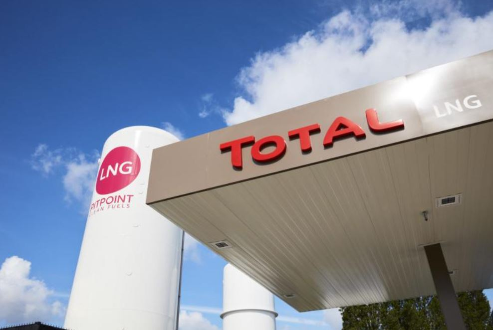 Total's PitPoint launches Dutch LNG station