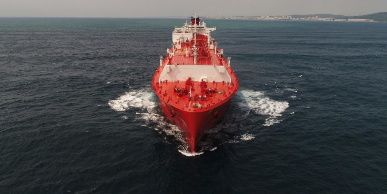 Work starts on first out of seven Knutsen LNG newbuilds for Shell
