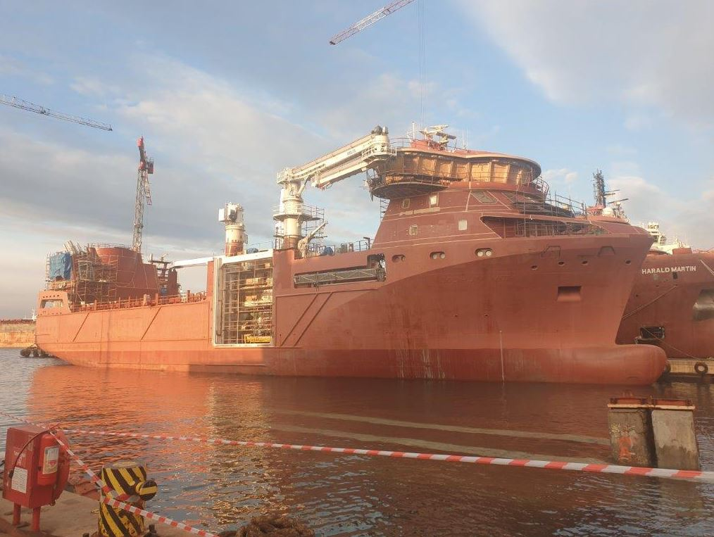 Shell's Gasnor to fuel Norwegian LNG-powered vessel