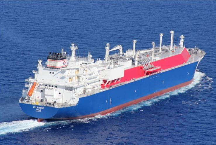 Awilco LNG logs record average charter rate in Q1