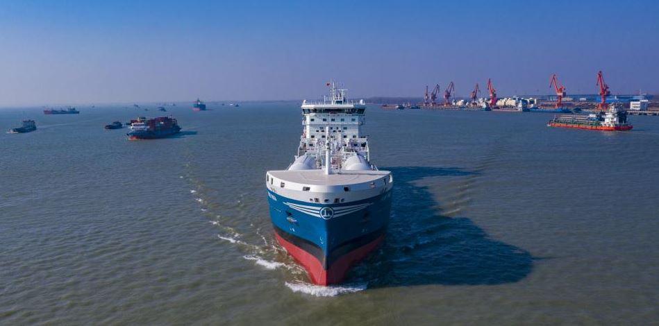 BV grants smart ship notations to Swedish LNG-powered newbuild