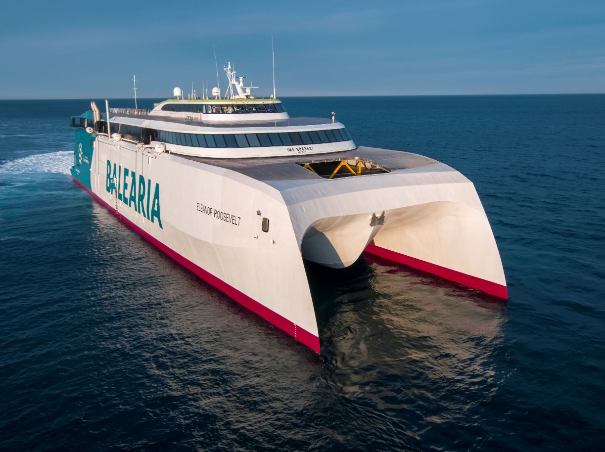Axpo, Balearia team up on emission-free ferry crossing