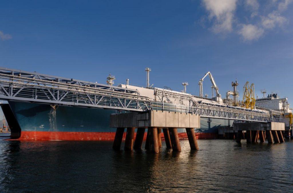 Equinor takes capacity at Lithuanian LNG terminal
