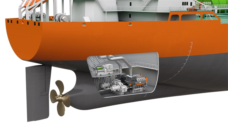 Finland's engine manufacturer Wartsila and Italian classification society RINA have joined forces on a new offering which includes LNG propulsion, as the duo looks to slash costs and emissions.