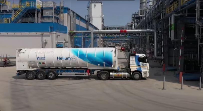 Gazprom launches small-scale LNG plant near Vladivostok (2)