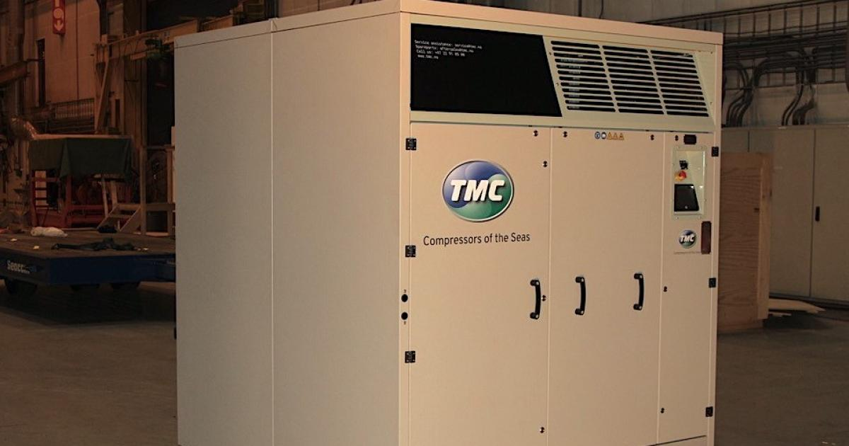 HHI picks TMC Compressors for LNG carrier quintet