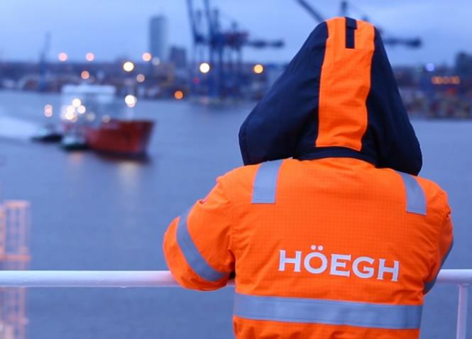 Hoegh LNG in hydrogen move
