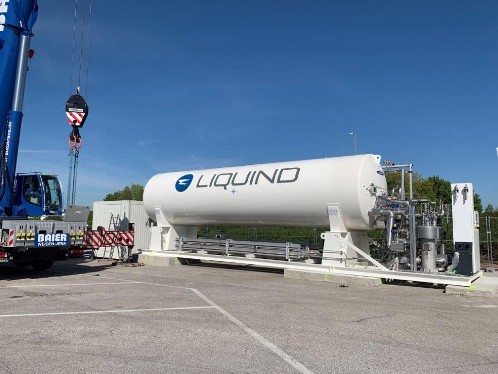 Liquind, Envitec ink bio-LNG pact