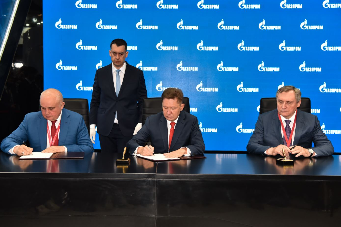 Russia's Gazprom to build small-scale LNG production plant