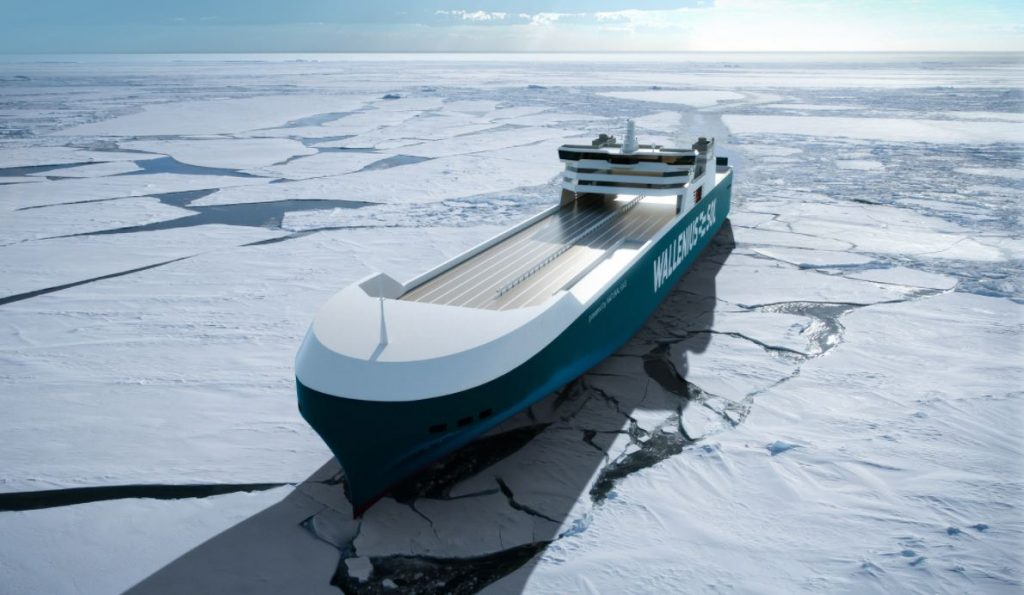 Wallenius SOL's LNG-powered duo nearing launch in China