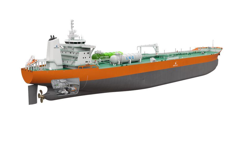 Wartsila, RINA in LNG propulsion move