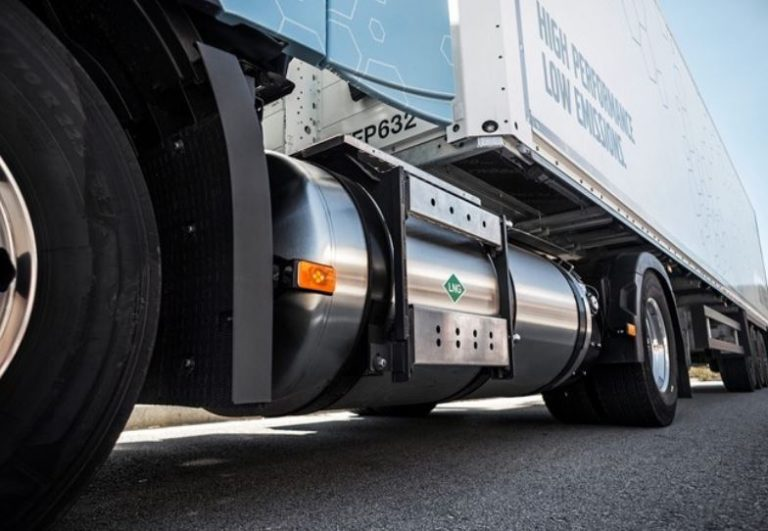 BlueFuel, Scale Gas to build Greek LNG filling stations