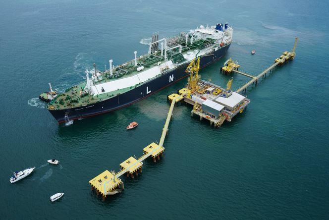 Brazil's Petrobras says hits LNG regas record