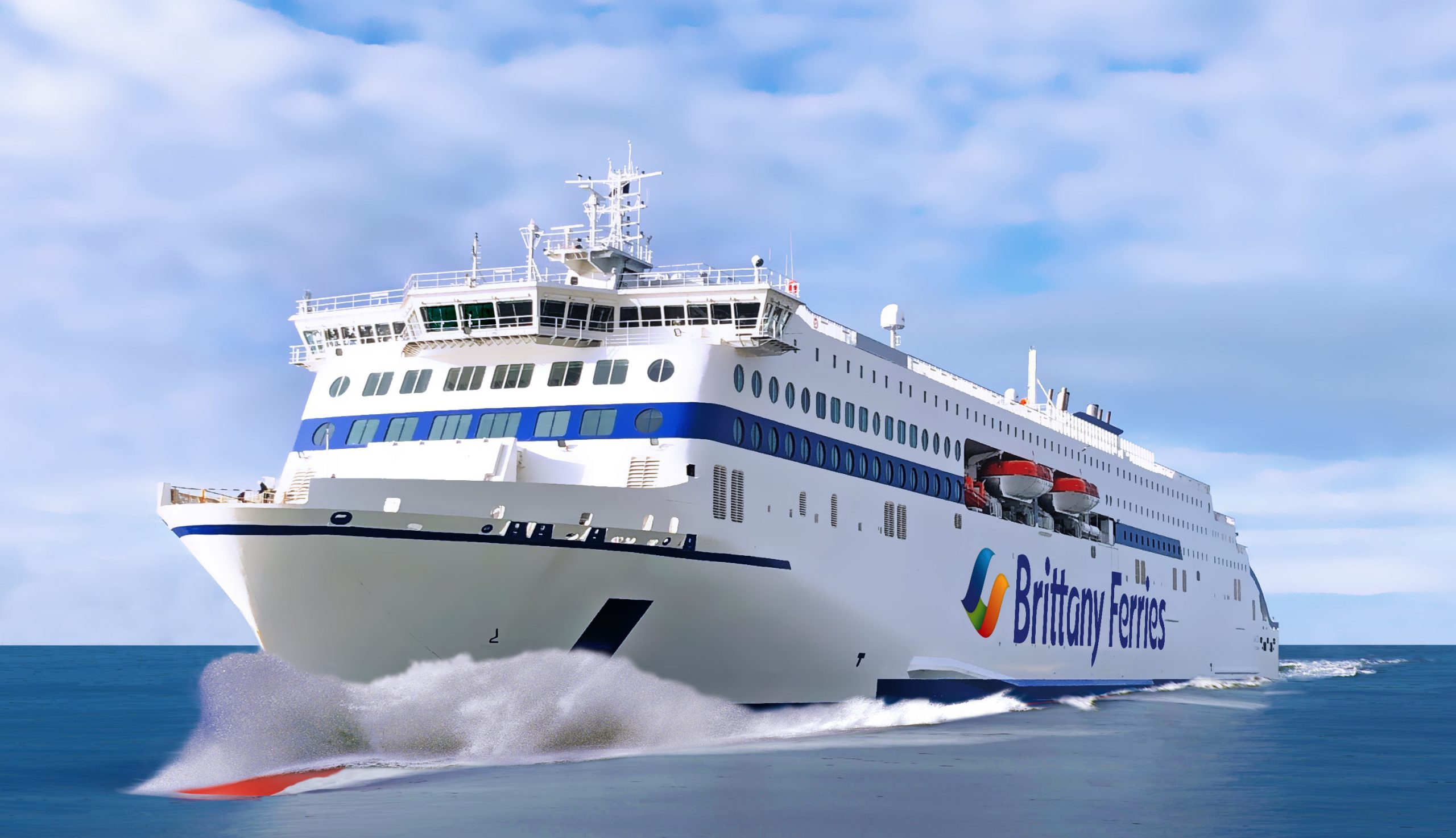 Brittany Ferries, Stena ink deal for two new LNG-powered vessels