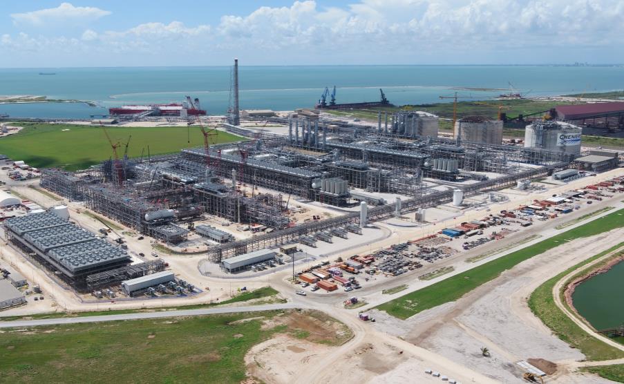 Canada's Tourmaline to supply gas to Cheniere's Corpus Christi LNG plant
