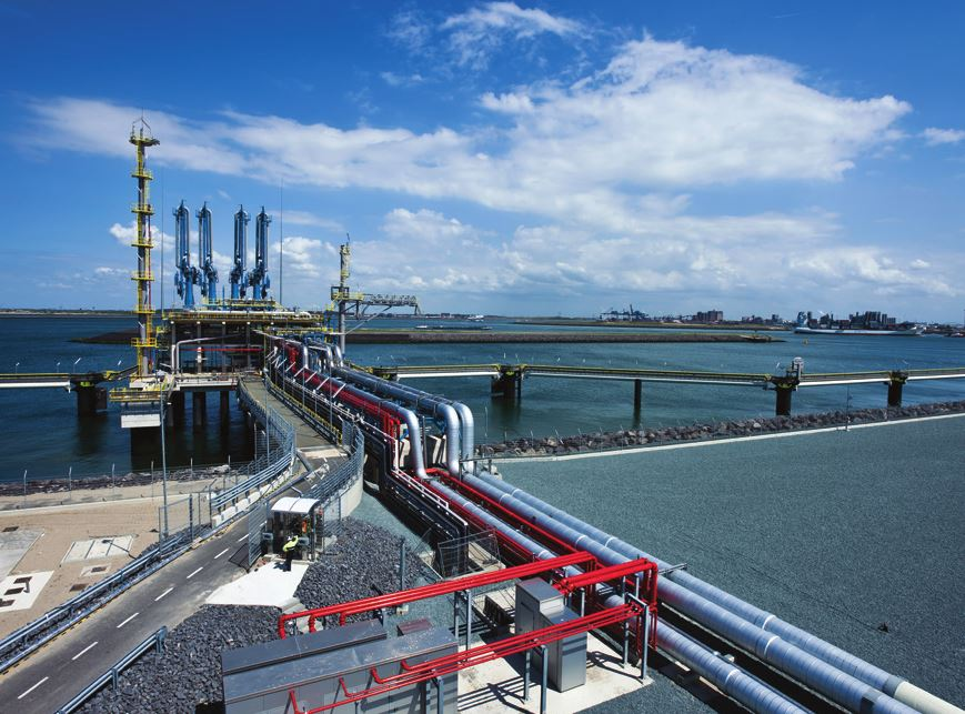 Dutch Gate terminal resumes ops after maintenance
