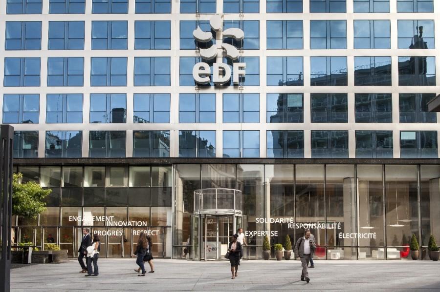 EDF's unit names gas trading head