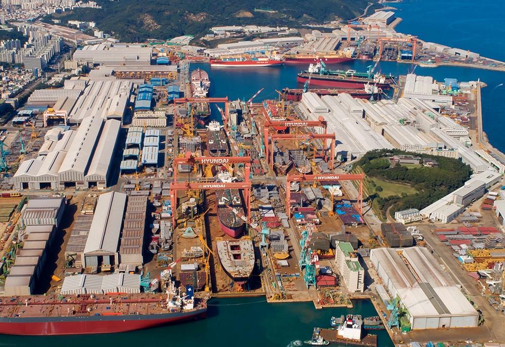 GTT bags new LNG tank orders from Korean yards