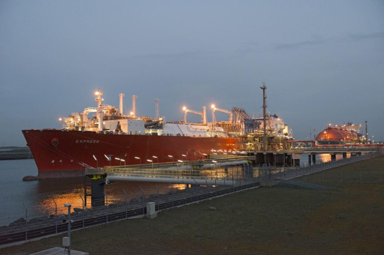 Gate takes FID to boost regas capacity