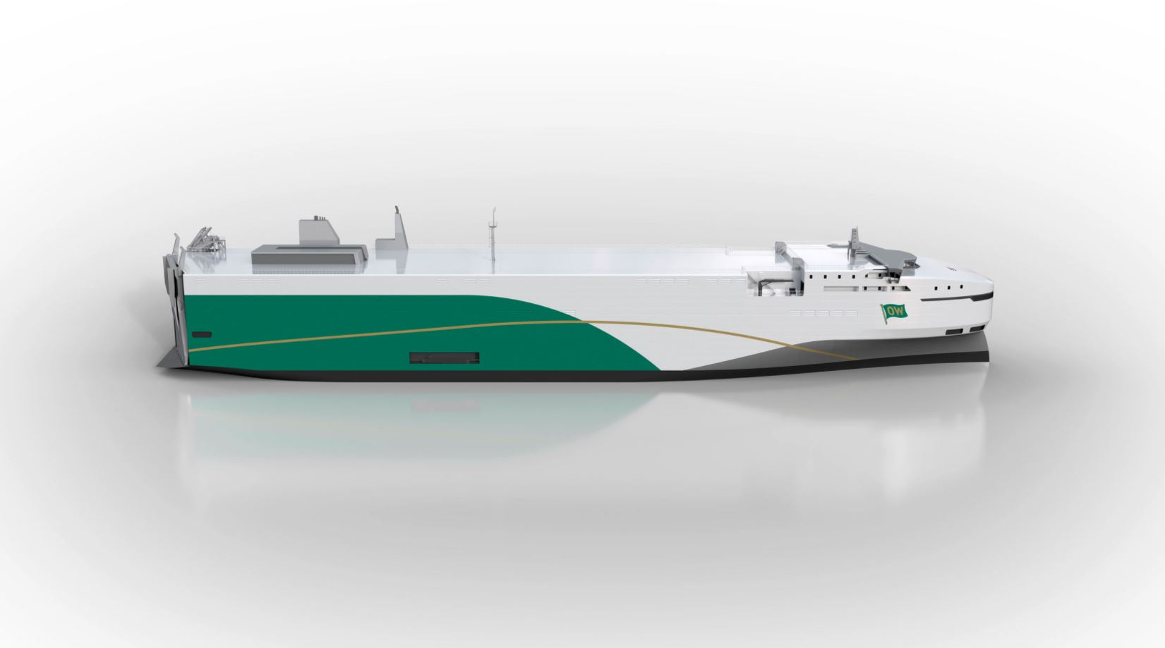 Germany's Volkswagen continues to boost LNG-powered car carrier fleet