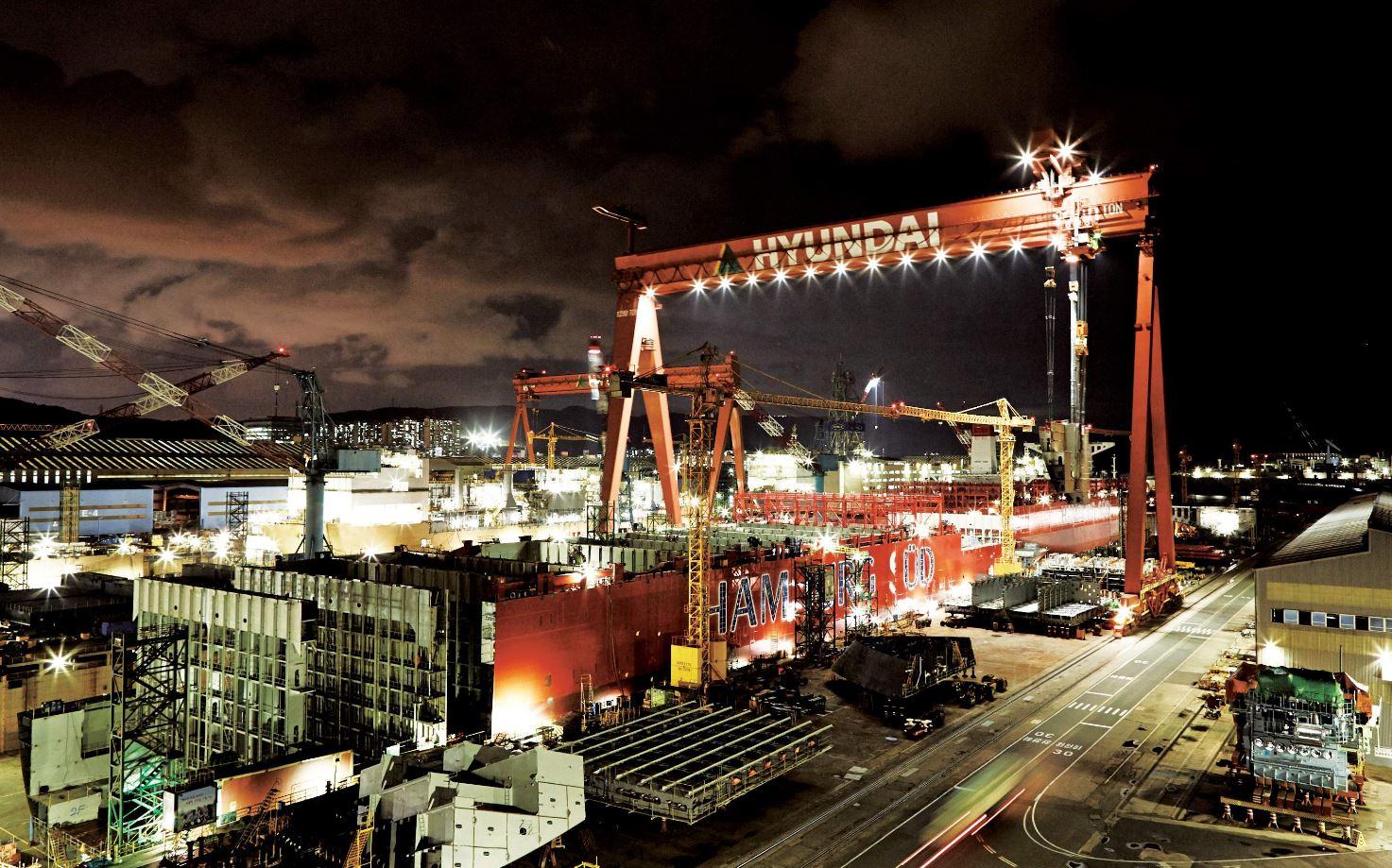 HHI, Hyundai Samho win LNG carrier orders