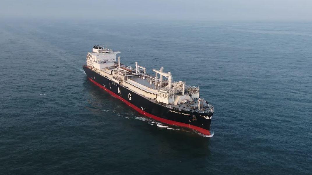 Hudong delivers first FSRU to Dynagas