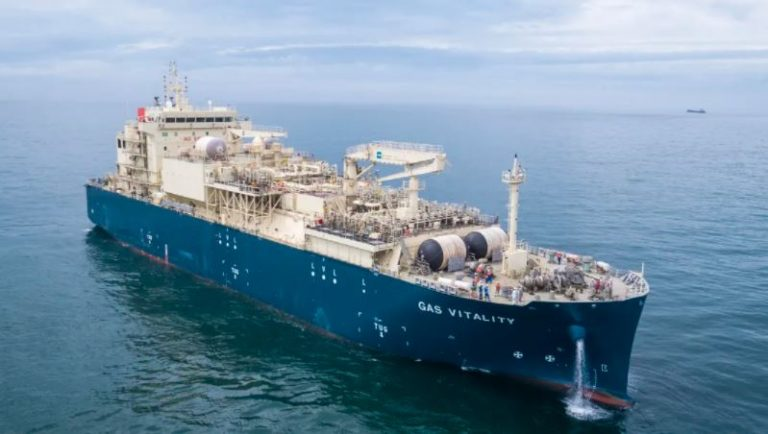 IEA LNG bunkering demand set to triple by 2024