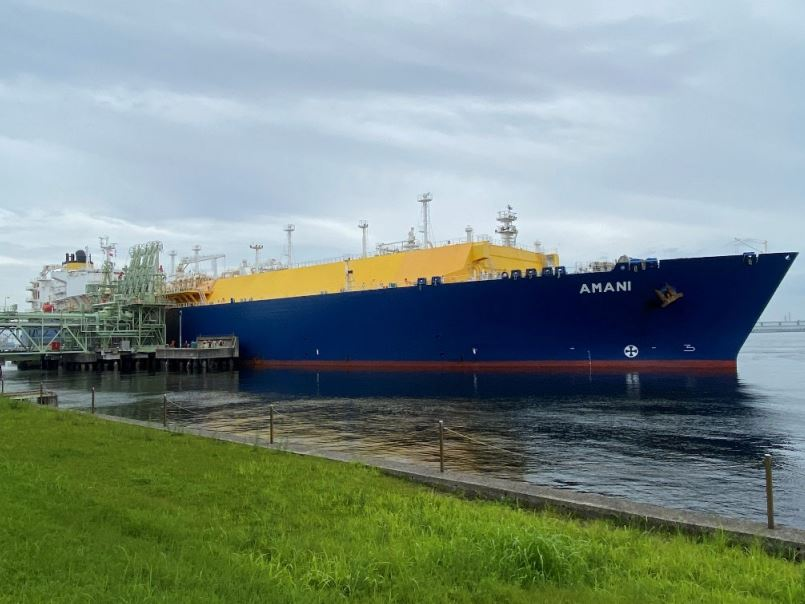 Japan's Osaka Gas gets first carbon-neutral LNG cargo from Shell