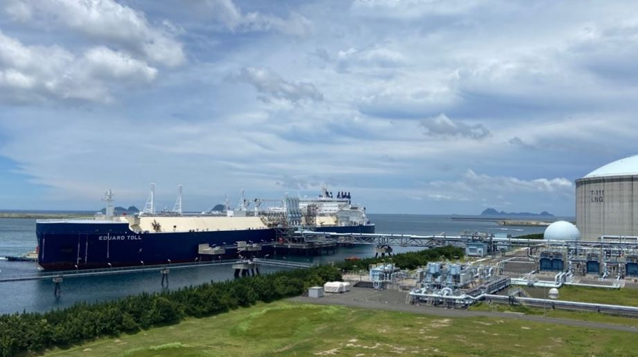Japan's Saibu Gas gets first LNG cargo from Novatek's Yamal project