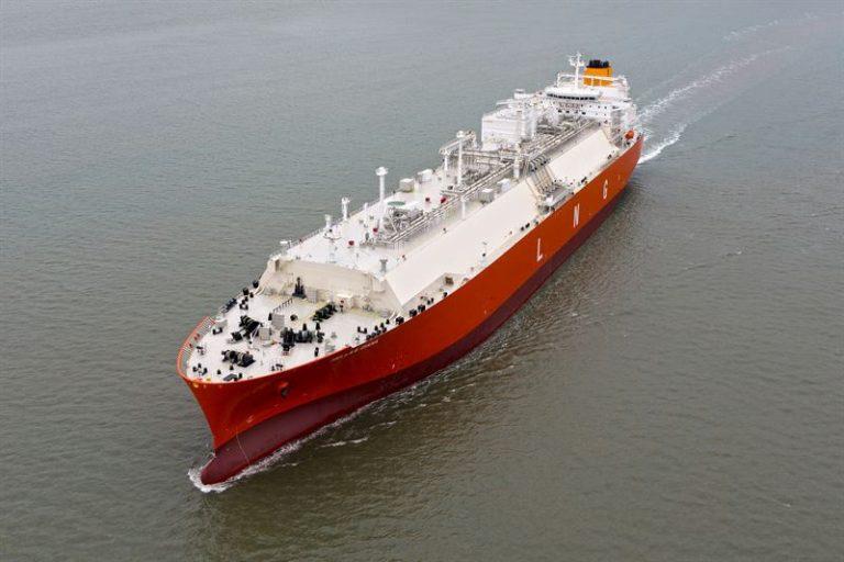 Latsco's second LNG newbuild nearing delivery