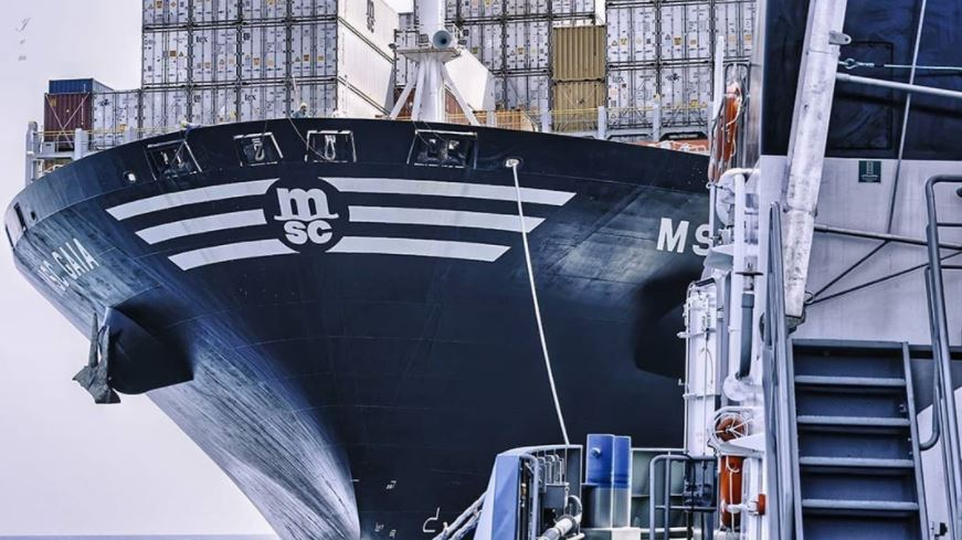 MSC and Shell to work on slashing shipping emissions, LNG as fuel