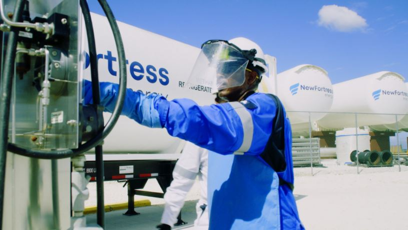 New Fortress inks deal for new LNG power plant in Sri Lanka