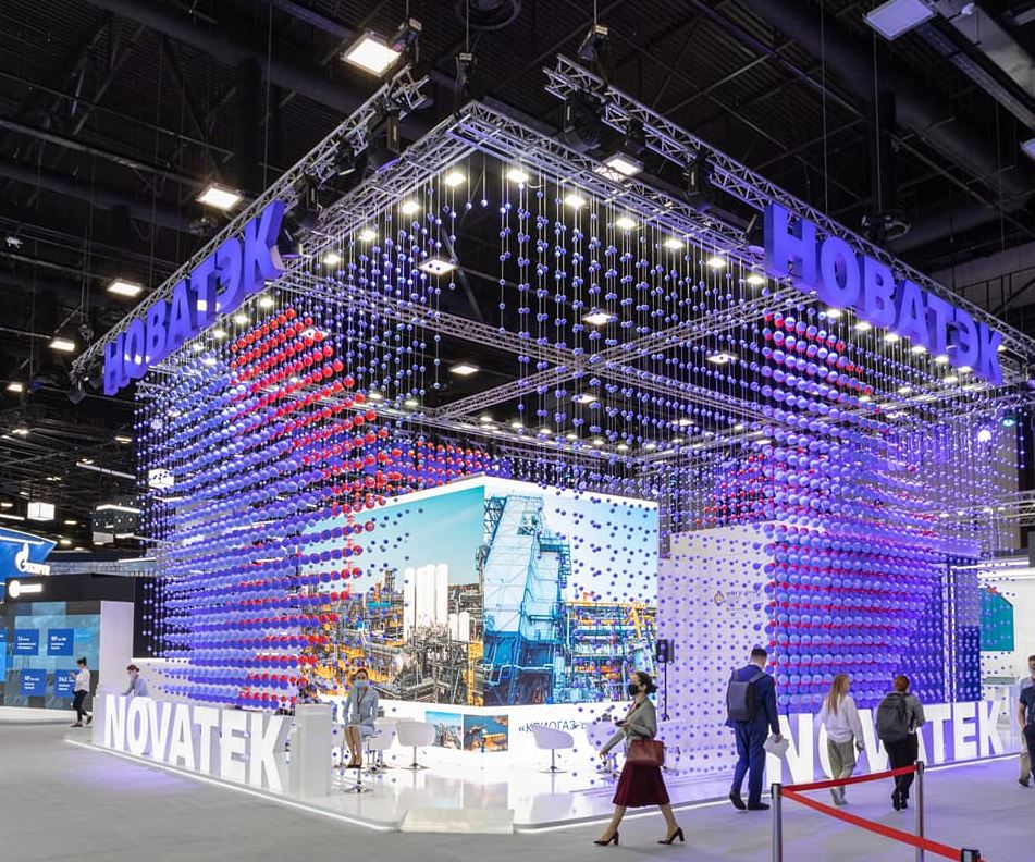 Russia's Novatek says production, sales up in Q2