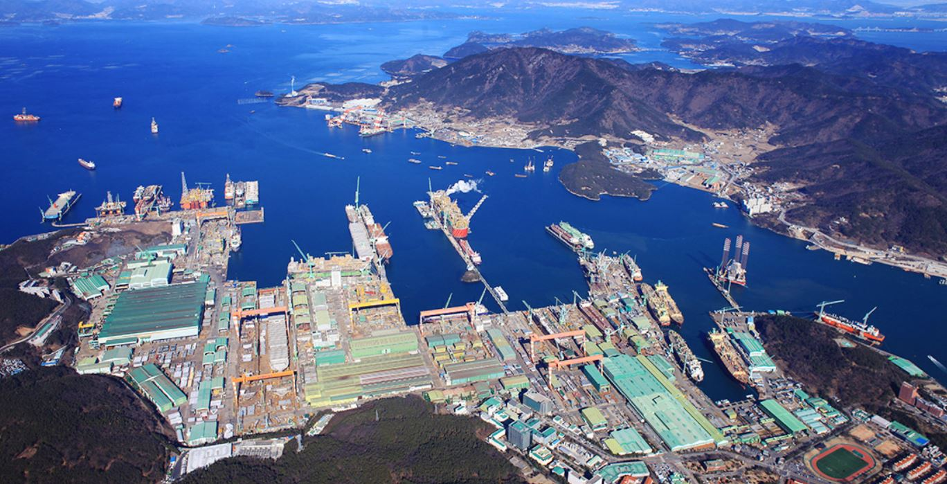 Samsung bags contract for LNG carrier trio