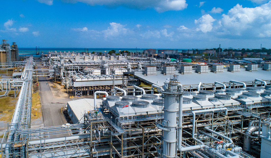 Shell supplies first gas from Barracuda project off Trinidad